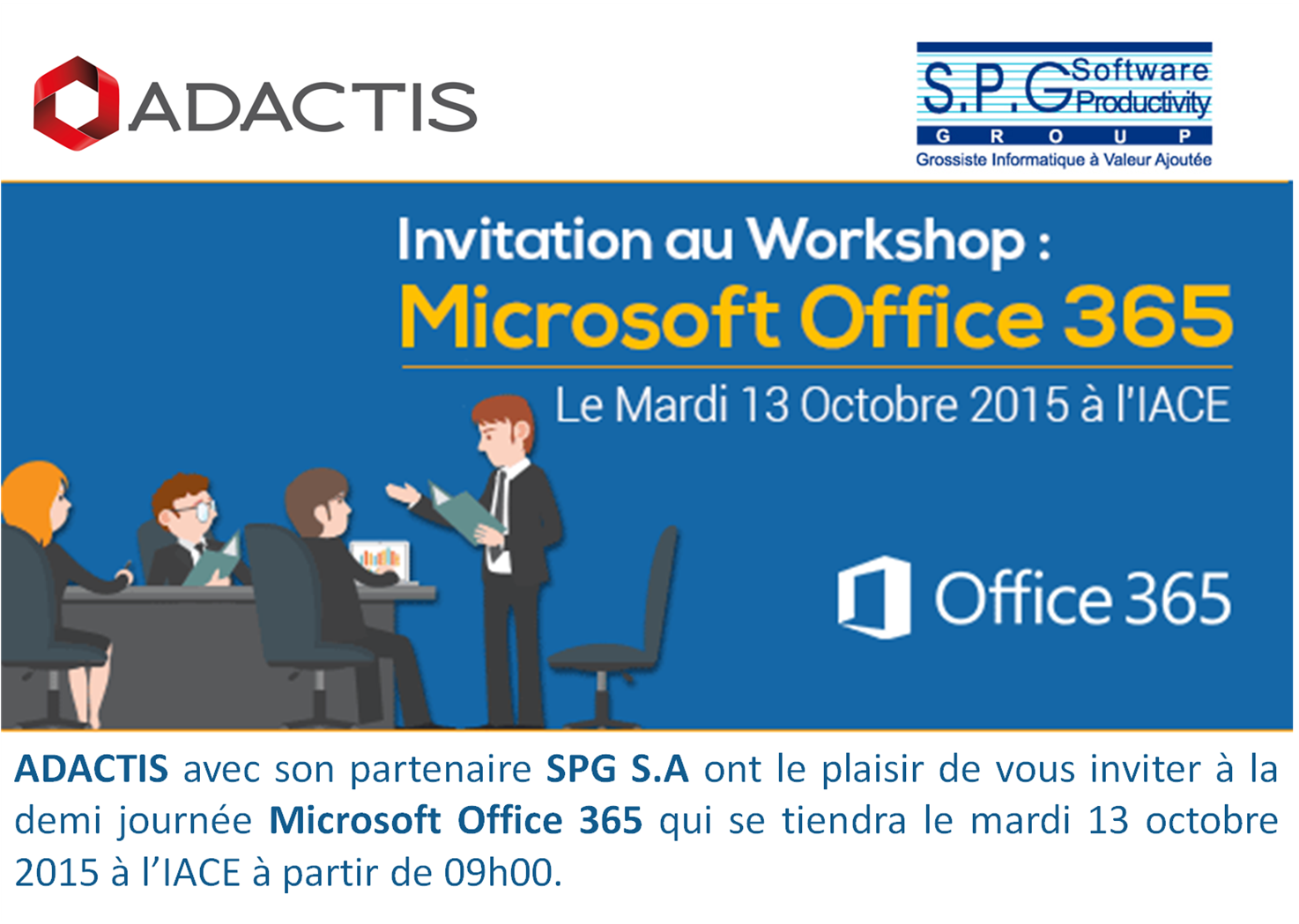 office 365- 13 oct IACE
